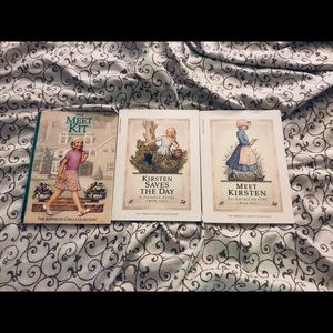 American girl book bundle